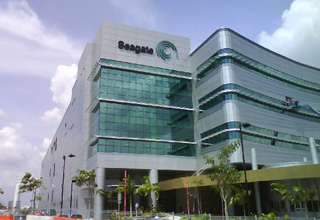 Seagate building