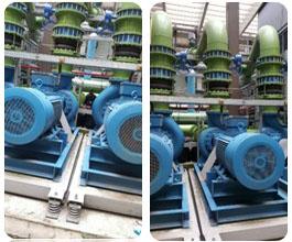 motor & pump set